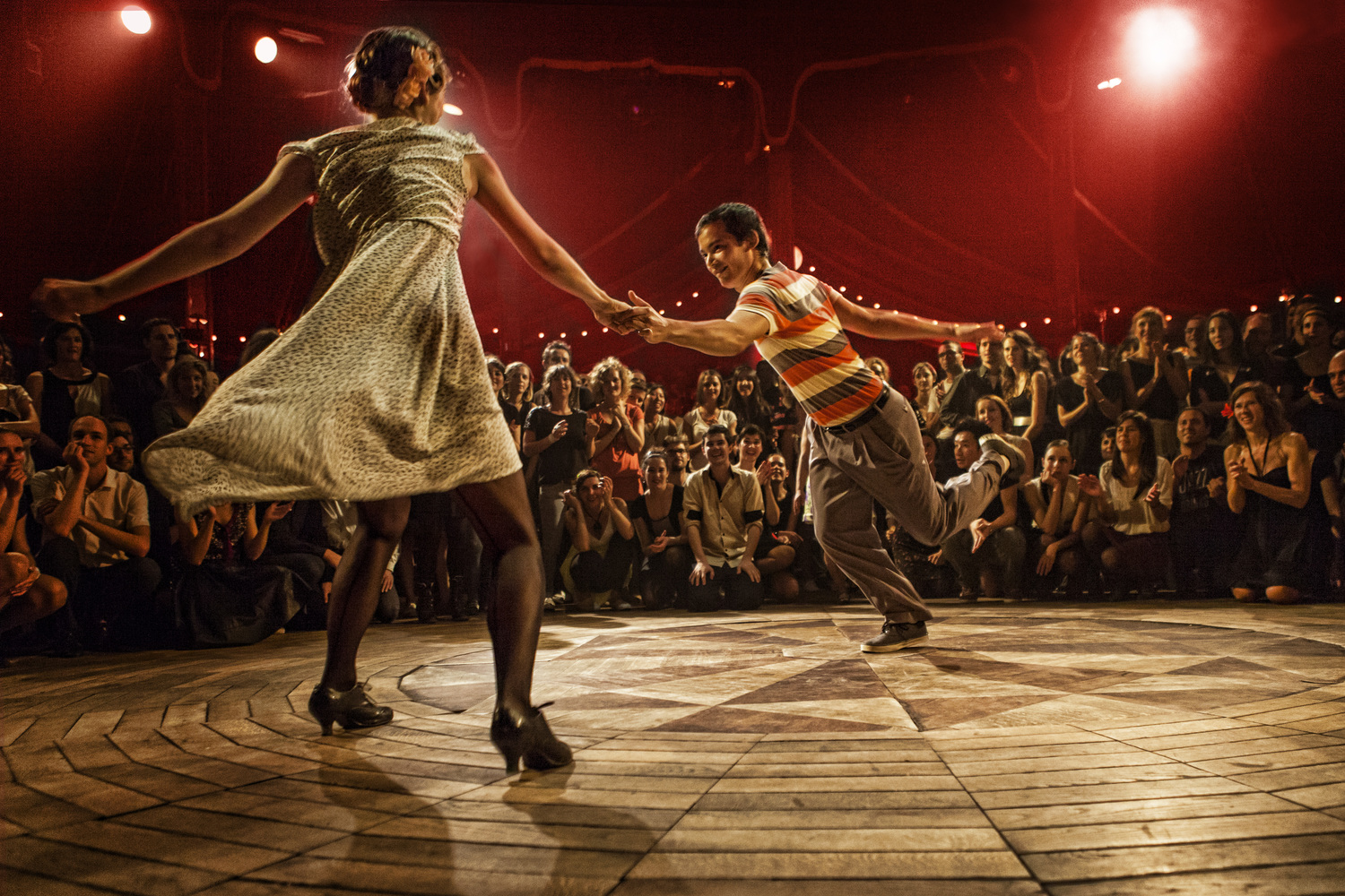 Lindy Hop/swing dance