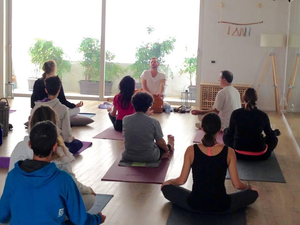 Φιλανθρωπική εκδήλωση-θεραπευτική yoga