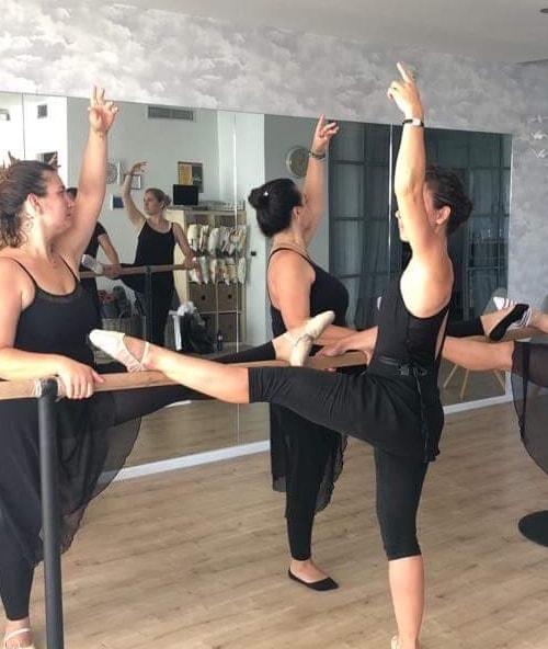 Μάθημα Ballet Barret Workout από το Hobnob