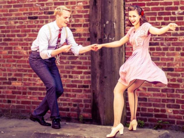 μάθημα χορού