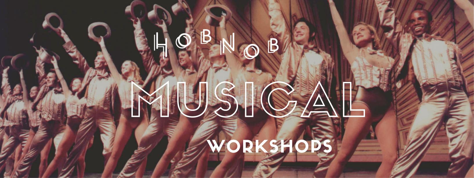Musical workshop @ Hobnob