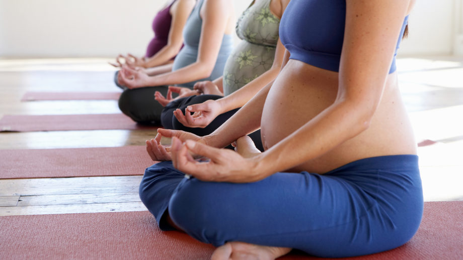 Prenatal Birth yoga