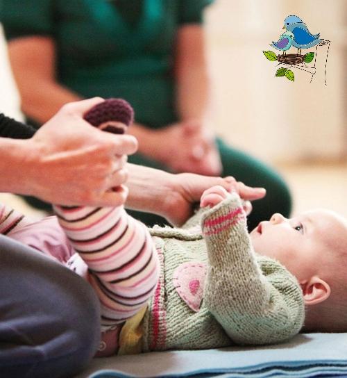 infant yoga