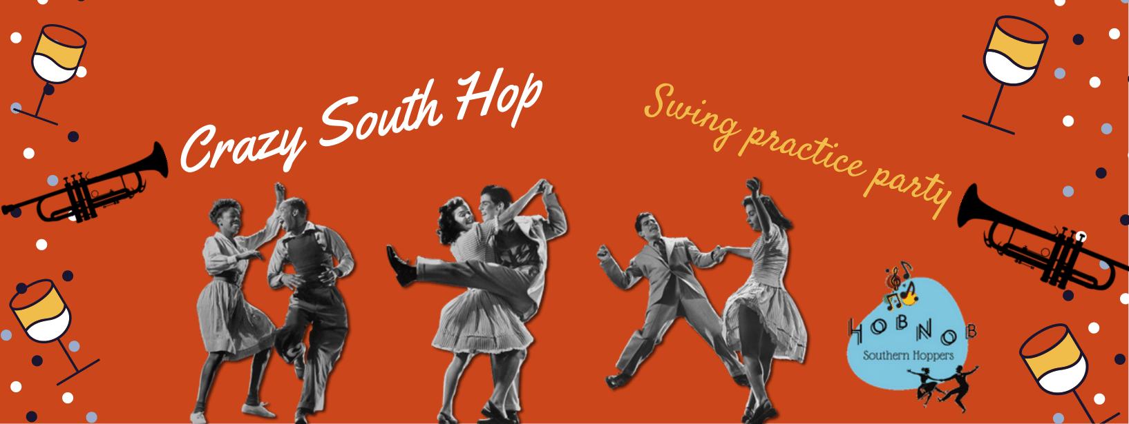 Swing practice party στο Hobnob για καλό σκοπό @ Hobnob