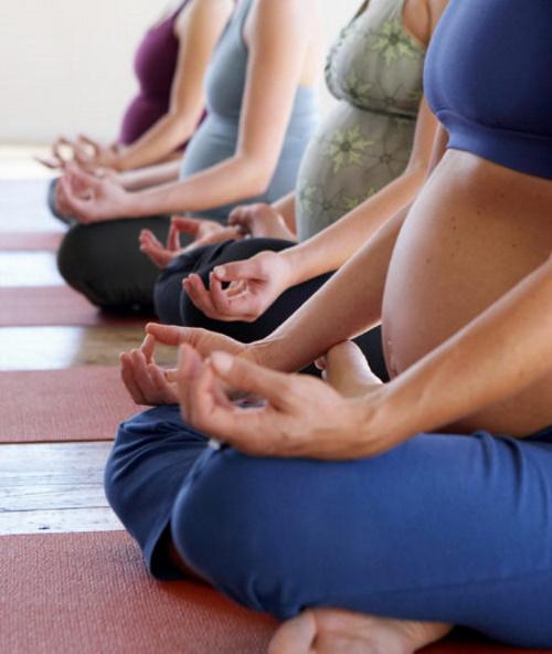 perinatal yoga
