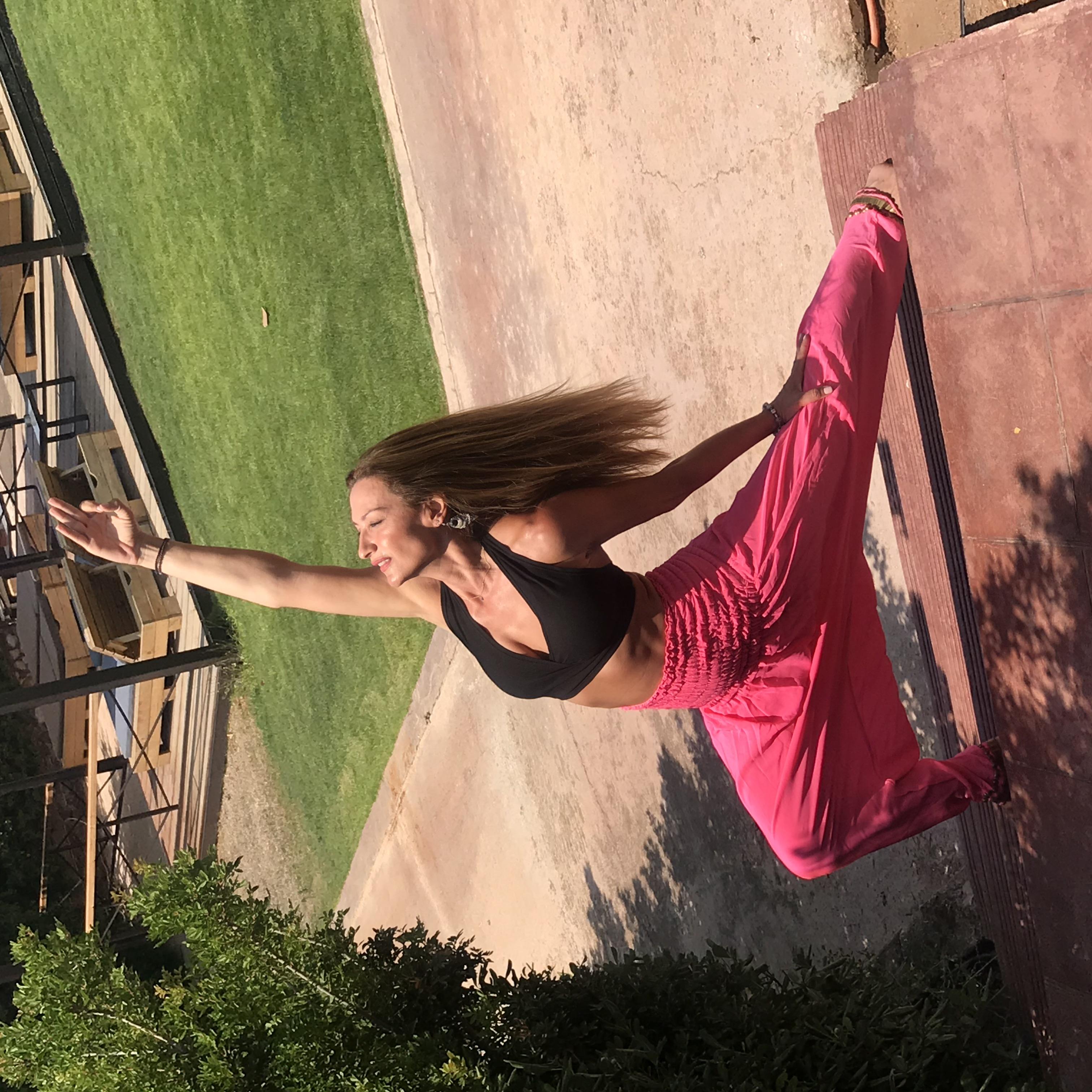 Ενεργειακή Yoga